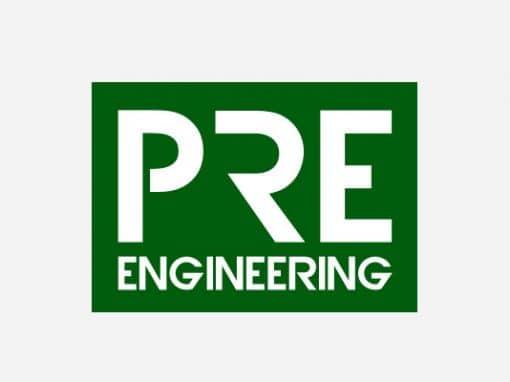 Logo PRE-engineering